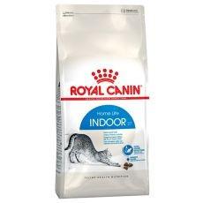 Royal Canin INDOOR 27 - hrana pentru pisicii care traiesc in casai 10kg foto