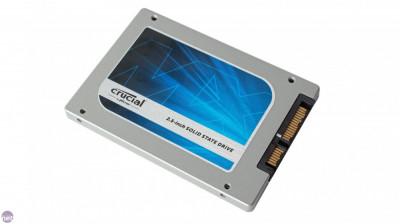 "512GB SSD Laptop Desktop PC SATA III Crucial MX100 SATA 3  2.5"" Testat Functiona foto"