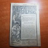 """neamul romanesc 19 iulie 1909-articolul """" afacerea din giurgiu"""" de nicolae iorga"""