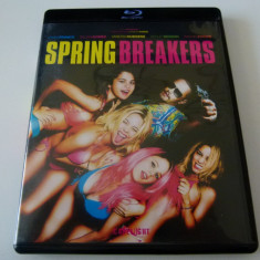 Spring breakers - blu ray - Film drama independent productions, Engleza