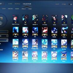 EUNE- Cont League Of Legends Negociabil -EUNE - Joc PC