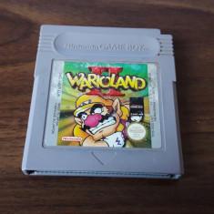 JOC GAME NINTENDO BOY WARIOLAND II . - Jocuri Game Boy