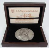 Medalie Romania Monetaria Statului Wolfgang Amadeus Mozart