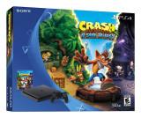 Consola PlayStation 4 Slim 500 GB negru + joc Crash Bandicoot Trilogy