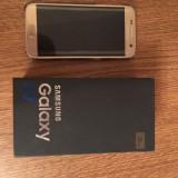Samsung Galaxy S7 32 Gb Gold - Telefon Samsung, Auriu, Neblocat, Single SIM