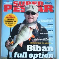 Superpescar, Aprilie 2010, Nr.4, An.I - Revista barbati