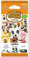 Animal Crossing Happy Home Designer Amiibo 3 Card Pack Series 2 Nintendo 3Ds foto