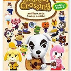 Animal Crossing Happy Home Designer Amiibo 3 Card Pack Series 2 Nintendo 3Ds