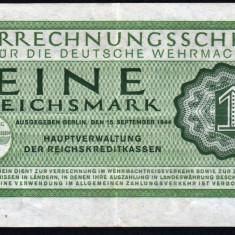 Germania 1 Reichsmark 1944 - bancnota europa
