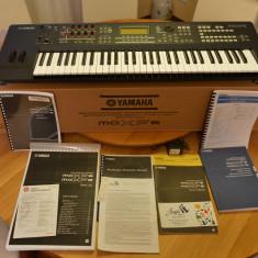 Sintetizator Yamaha MOXF6, nou, 24 luni garantie