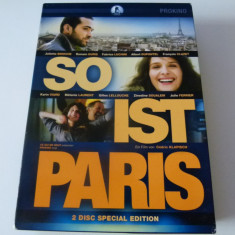 So ist Paris - dvd - Film drama independent productions, Altele