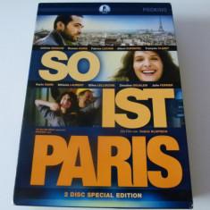 So ist Paris - dvd - Film drama independent productions, Altele