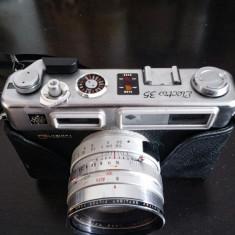 APARAT FOTO PE FILM YASHICA ELECTRO 35 - Aparate Foto cu Film