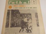 "Revista ""FOTBAL"" 08.12.1966 (Romania-Israel,Cipru-Romania,Hunedoara)"