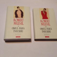 OMUL FARA INSUSIRI   ROBERT MUSIL