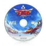 Wii The Legend of ZELDA Skyward Sword wii classic, mini si Wii U, Arcade, 12+, Multiplayer
