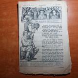 Neamul romanesc 18 iunie 1912-ridicarea statuii lui costache negri la galati