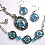 Set bijuterii model traditional 29883