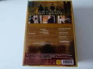 Don Giovanni -Joseph Losey - dvd
