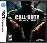 Call Of Duty Black Ops Nintendo Ds, Activision