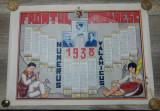 Calendar 1938 Frontul Romanesc/ Romania Mare, Carol II, Alexandru Vaida-Voevod
