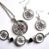 Set bijuterii model traditional 29885
