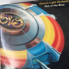 Electric light orchestra (elo) - out of the blue - Muzica Rock Atlantic, VINIL