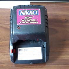 INCARCATOR MASINUTE NIKKO LA 7, 2 VDC -180mA - Masinuta