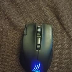 Mouse gaming wireless HAMA uRage Unleashed, 4000dpi, negru