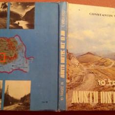 10 Trasee In Muntii Dintre Olt Si Jiu - Constantin Voiculescu - Ghid de calatorie