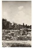 CPI (B9784) CARTE POSTALA - TURNU SEVERIN. RUINELE BISERICII DIN CETATE, Circulata, Fotografie