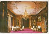 Bnk cp Sinaia - Interior din Muzeul Peles - circulata, Printata
