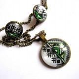 Set bijuterii model traditional 29461