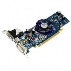 Placa video Radeon ATI x1550 256mb Directx 9 conector Vga + DVI low profile - Placa video PC Sapphire, PCI Express