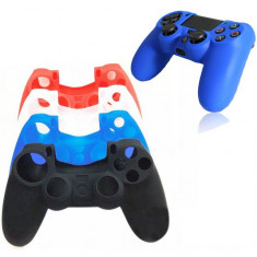 Husa/Skin Protectie din Silicon pentru Controller PS4/PlayStation 4