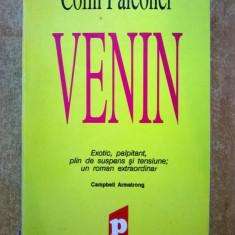 Colin Falconer - Venin - Carte politiste