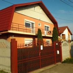 Vila Domnesti Ilfov P+1+podmansardabil, 250mp, T 600mp, central, 1kmPrimarie-Mega - Casa de vanzare, Numar camere: 5
