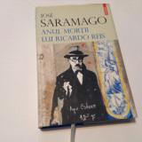 ANUL MORTII LUI RICARDO REIS JOSE SARAMAGO,RF12/3, Polirom