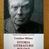 Czeslaw Milosz - Istoria literaturii polone