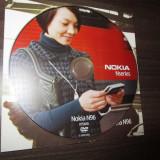 DVD Original Nokia Nseries N96 nou, poze reale.