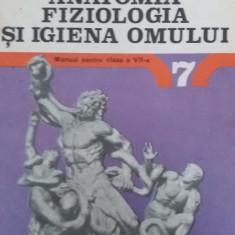 E. MANDRUSCA – M. PETEANU – ANATOMIA, FIZIOLOGIA SI IGIENA OMULUI