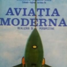 ZARIOIU GHEORGHE – AVIATIA MODERNA