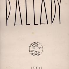 Pallady Tonitza 1944 1945