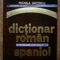 Micaela Ghitescu - Dictionar roman-spaniol