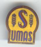 UMAS - Insigna veche 1960 agricultura Romania