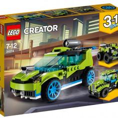 LEGO Creator - Masina de raliuri Rocket 31074