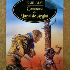 Karl May - Comoara din lacul de argint - Carte de aventura