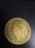 Moneda vintage REGELE MIHAI,Moneda 500 lei 1945,patina,de colectie,T.GRATUIT
