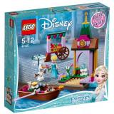 LEGO Disney Princess - Aventura Elsei la piata 41155