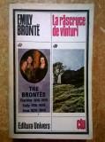 Emily Bronte – La rascruce de vanturi, Emily Bronte